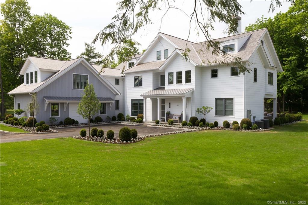 TOP END Properties: 240 Rosebrook Rd, New Canaan, CT 06840